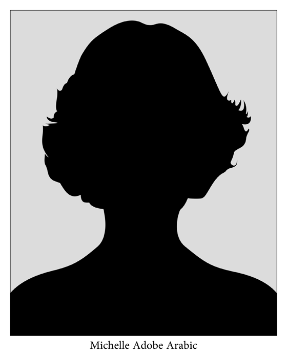 8x10 headshot template