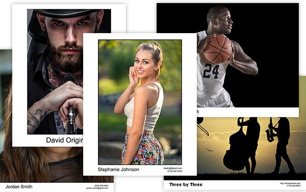 Quantity 8x10 photo printing at wholesale prices qprints 8x10 headshots pronofoot35fo Gallery